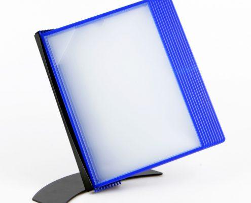 EasyMount bord, 10 lommer, blå