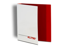 Flex Ringbinders with print and logo