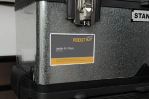 Magnetic Business Card Pocket